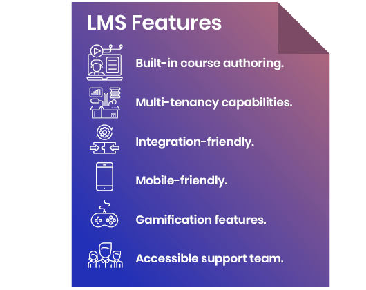 Here are the LMS features you should look for to help your channel partner training.