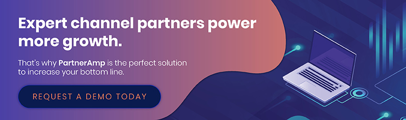 Request a demo of Partner Amp's channel partner training LMS today.