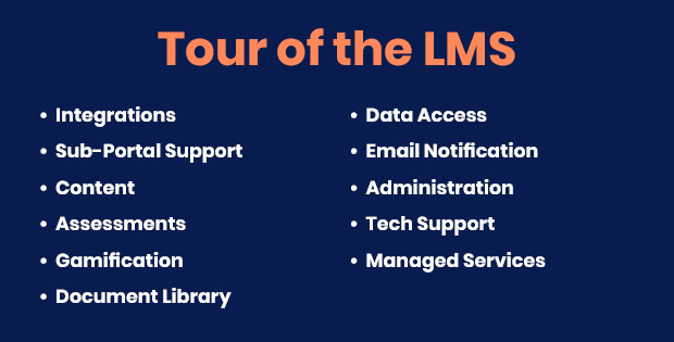 Take a tour of the LMS to learn how it can improve your channel partner management.
