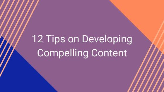 Wondering what the professionals do as they're producing instructional content for their learners? These 12 tips will jumpstart your efforts...